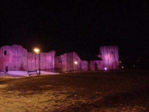 Castle Floodlights 1